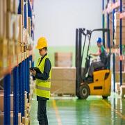 MIT informatika: Logistični informacijski sistem - Visokoregalna skladišča