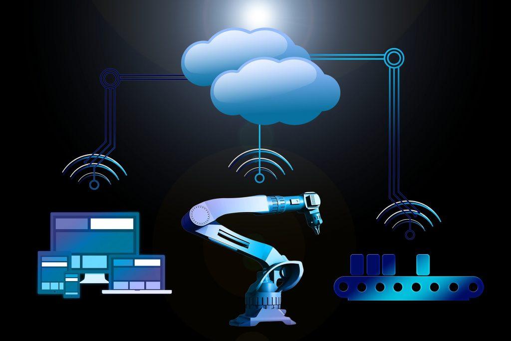 IoT pri vzdrževanju v proizvodnji