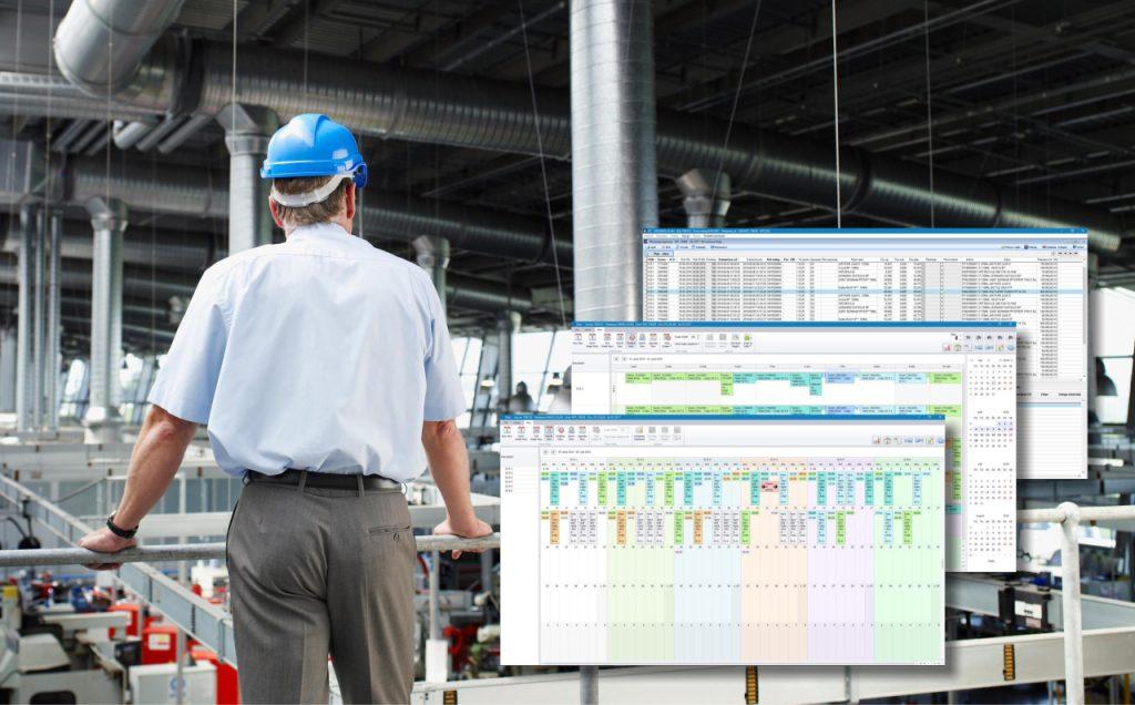 MIT informatika: Vizualizacija planiranja proizvodnje