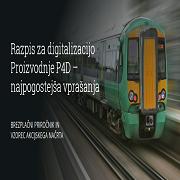Razpis Spodbude za digitalno transformacijo MSP - P4D 2019 - 2023